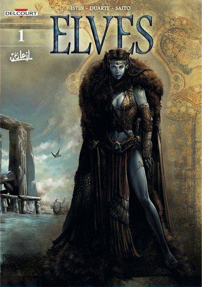 Elves Vol. 1 – 17 (2016-2017)