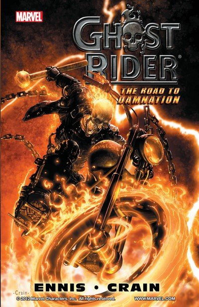 Ghost Rider – The Road To Damnation #1 – 6 + TPB (2005-2006)