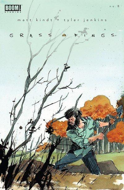 Grass Kings #8 (2017)