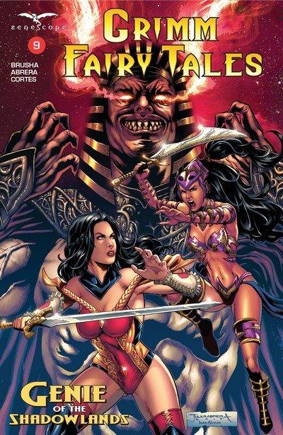 Grimm Fairy Tales Vol. 2 #9 (2017)