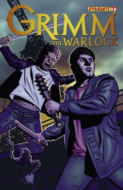 Grimm – The Warlock #1 – 4 (2013-2014)