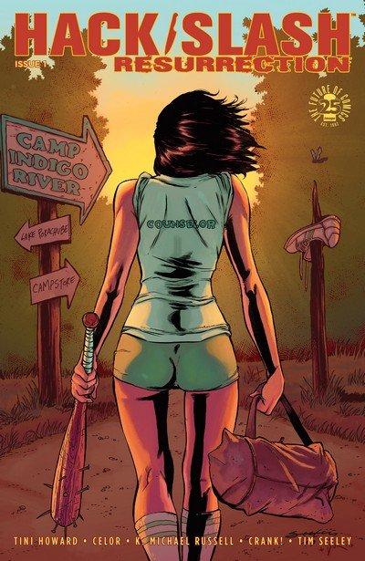 Hack-Slash – Resurrection #1 (2017)