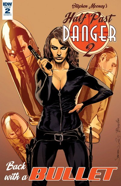 Half Past Danger 2 #2 – Dead to Reichs (2017)