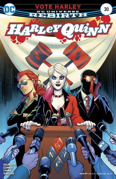 Harley Quinn #30 (2017)