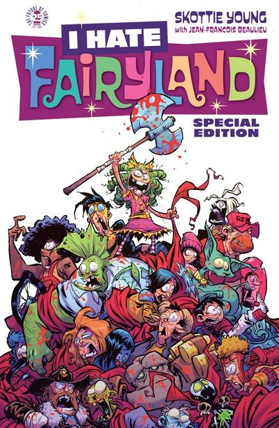 I Hate Fairyland – I Hate Image Special Edition (2017)