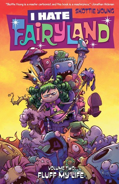I Hate Fairyland Vol. 2 – Fluff My Life (TPB) (2016)