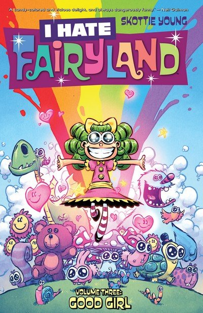 I Hate Fairyland Vol. 3 – Good Girl (TPB) (2017)