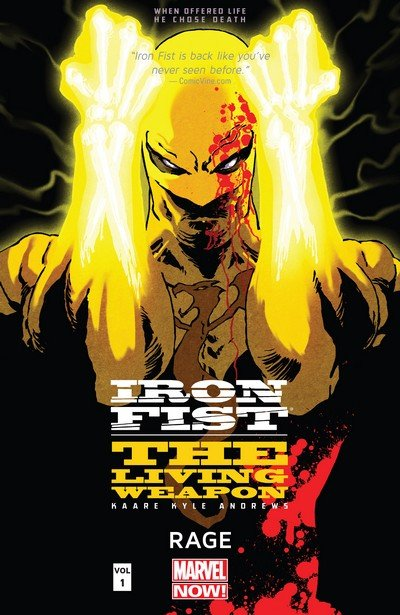 Iron Fist – The Living Weapon Vol. 1 – 2 (TPB) (2014-2015)