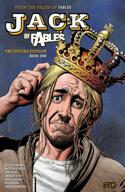 Jack of Fables – The Deluxe Edition Book 1 (2017)