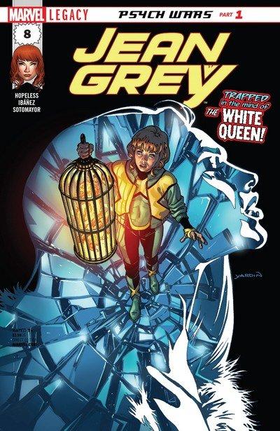 Jean Grey #8 (2017)