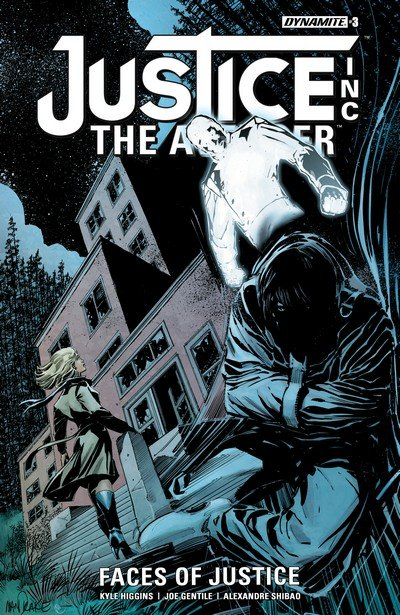 Justice Inc – The Avenger #3 (2017)