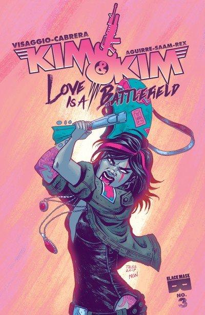 Kim & Kim – Love Is A Battlefield #3 (2017)