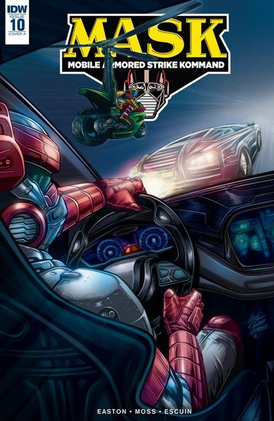 M.A.S.K. – Mobile Armored Strike Kommand #10 (2017)