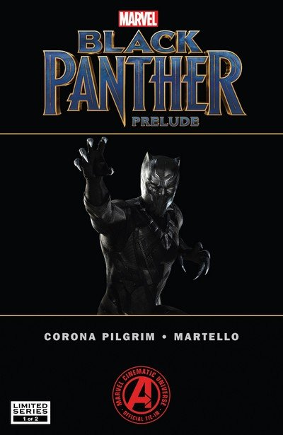 Marvel's Black Panther Prelude #1 (2017)