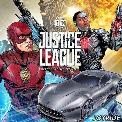 Mercedes-Benz Justice League Promo – Joyride (2017)