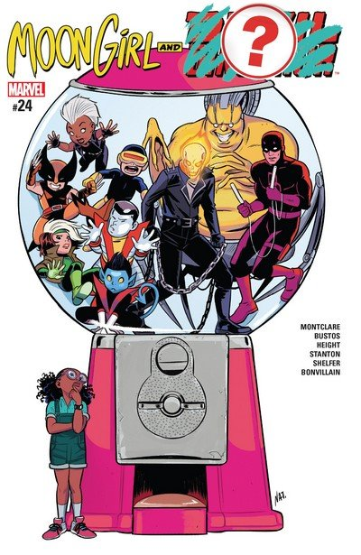 Moon Girl and Devil Dinosaur #24 (2017)