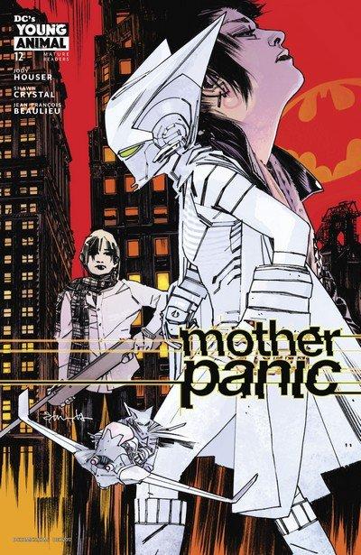 Mother Panic #12 (2017)