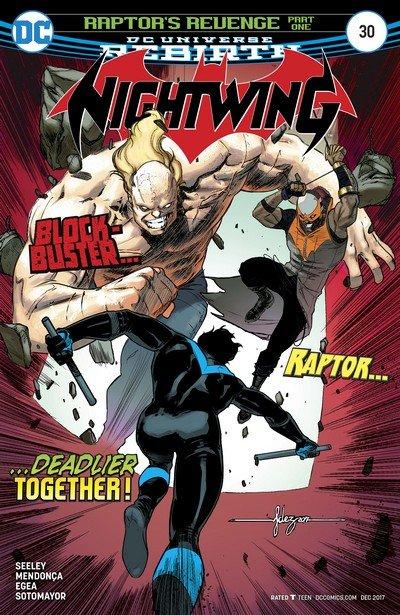 Nightwing #30 (2017)