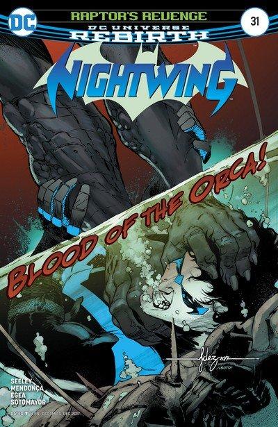 Nightwing #31 (2017)