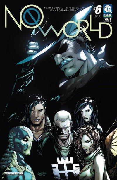 No World Vol. 1 #6 (2017)
