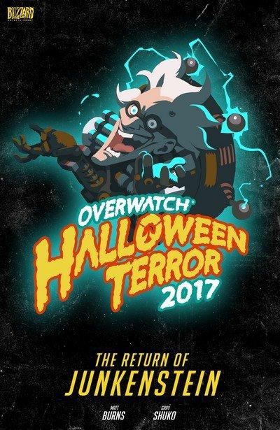 Overwatch Halloween Terror 2017 – The Return of Junkenstein