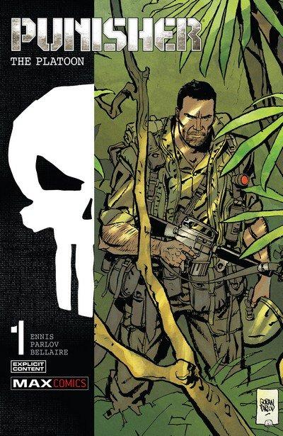 Punisher – The Platoon #1 (2017)