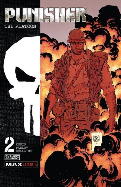 Punisher – The Platoon #2 (2017)
