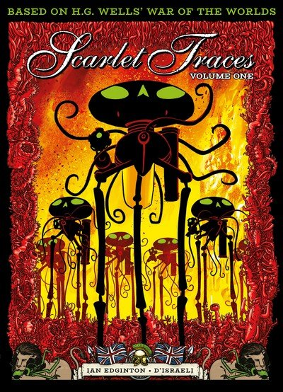Scarlet Traces Vol. 1 – 2 (TPB) (2017)