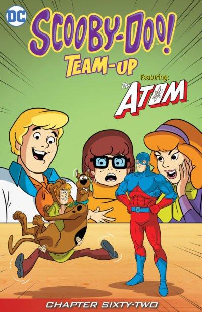 Scooby-Doo Team-Up #62 (2017)