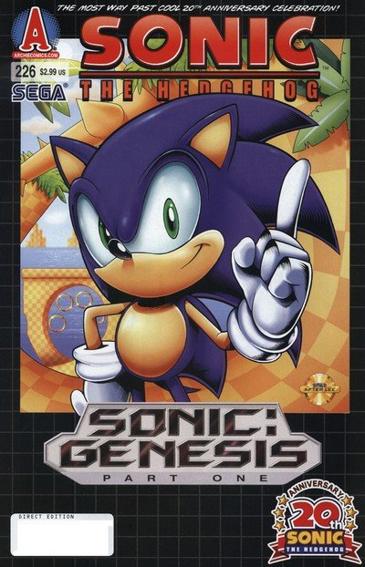 Sonic – Genesis (2011-2012)