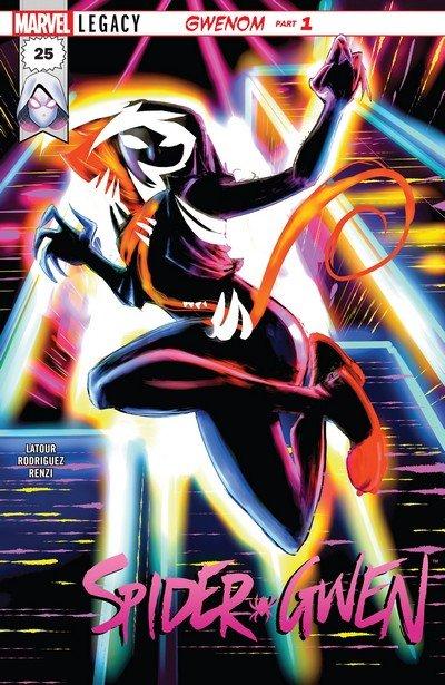 Spider-Gwen #25 (2017)