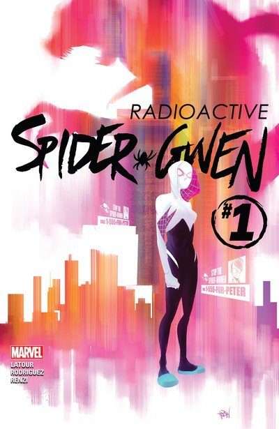 Spider-Gwen Vol. 2 #1 – 23 + Annual (2015-2017)