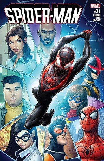 Spider-Man #21 (2017)