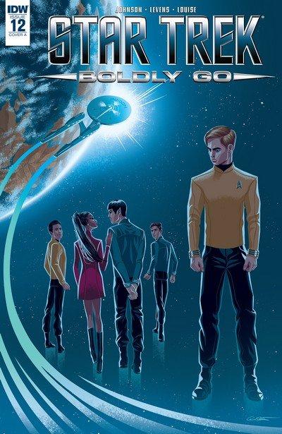 Star Trek – Boldly Go #12 (2017)