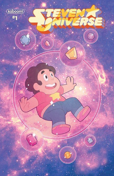 Steven Universe Ongoing #1 – 6 (2017)