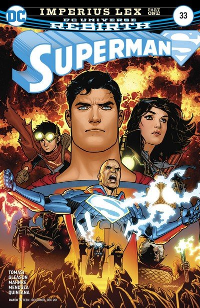 Superman #33 (2017)