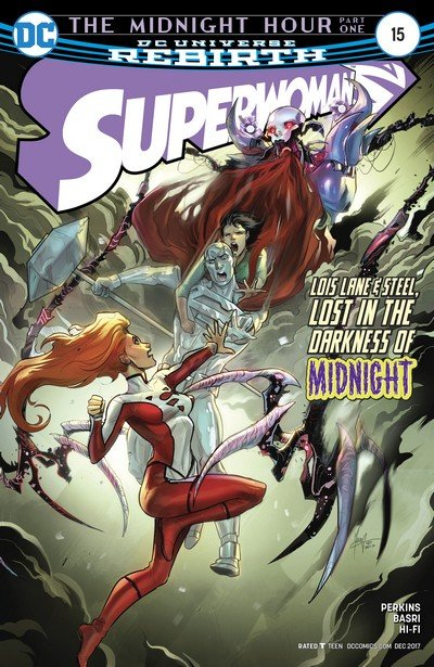 Superwoman #15 (2017)