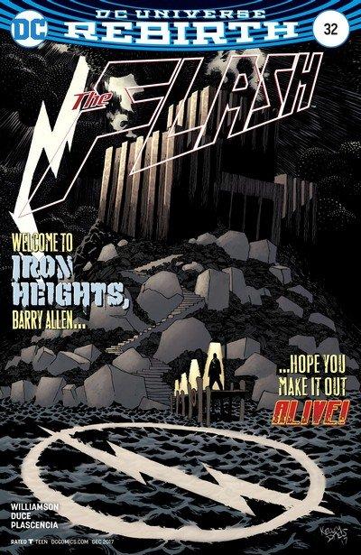 The Flash #32 (2017)