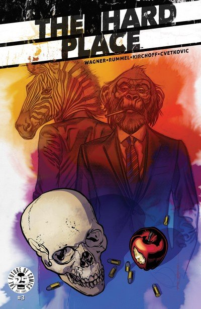 The Hard Place #3 (2017)