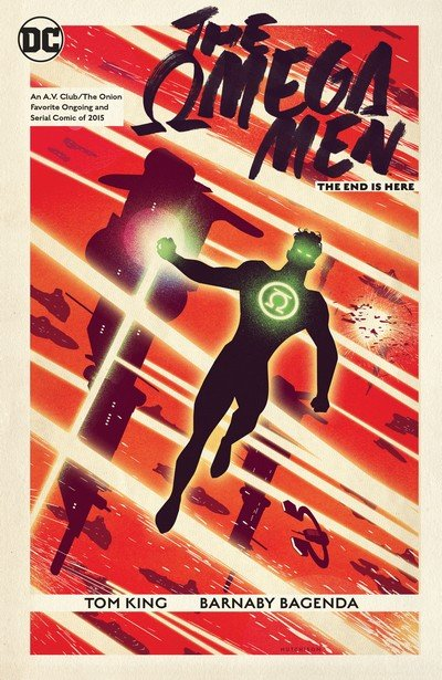 The Omega Men – The End is Here (TPB) (2016)