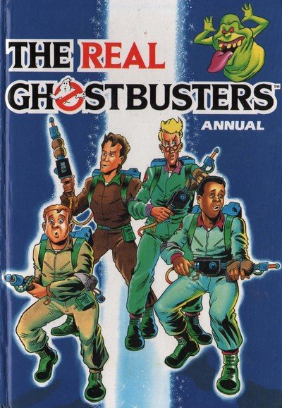 The Real Ghostbusters Annuals (1989-1993)
