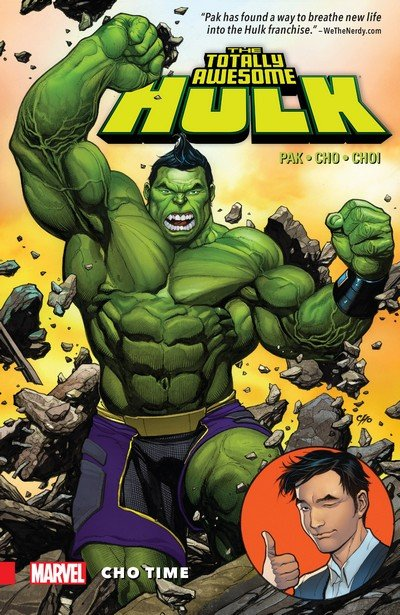 The Totally Awesome Hulk Vol. 1 – Cho Time (2016)