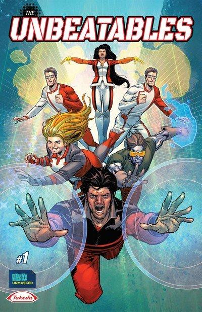 The Unbeatables #1 (Marvel promo) (2017)