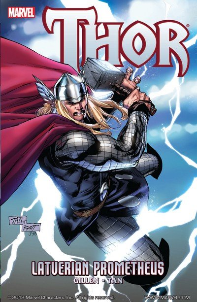 Thor – Latverian Prometheus (TPB) (2010)