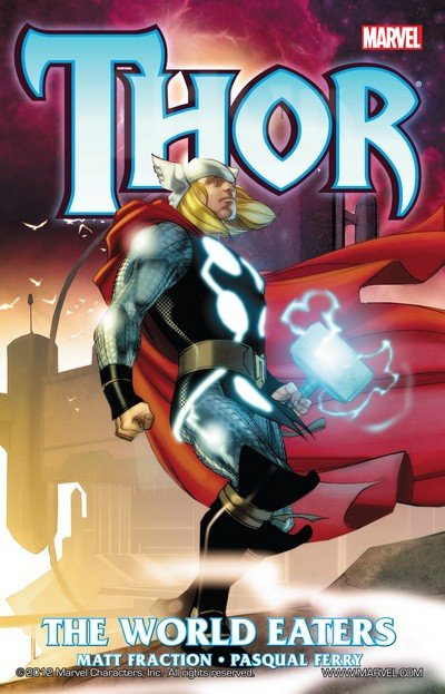 Thor – The World Eaters (TPB) (2011)
