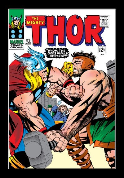 Thor Vol. 1 #126 – 502 (1966-1996)