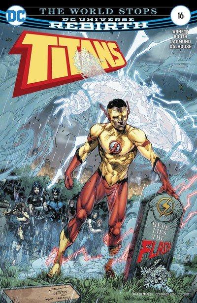 Titans #16 (2017)