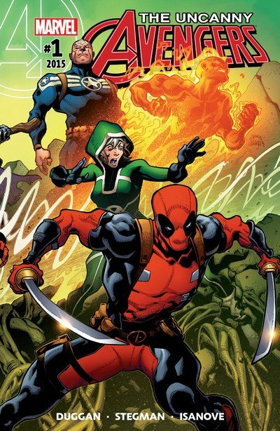 Uncanny Avengers Vol. 3 #1 – 27 + TPB Vol. 1 – 2 + Annual (2015-2017)