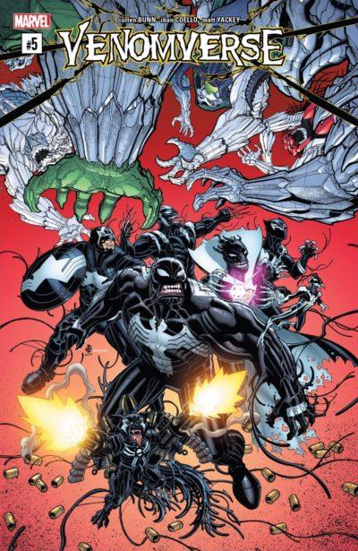Venomverse #5 (2017)