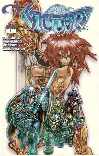 Victory Vol. 1 #1 – 4 (2003-2004)